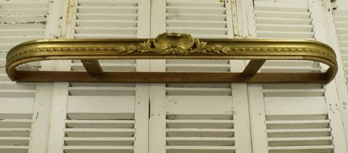 B690 - SOLD & B690/S - Impressive Antique French Chateau Pelmet Ciel De Lit ...